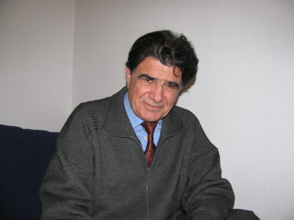 محمدرضا شجریان، مرکز باربیکن لندن در فروردین ۱۳۸۹ - عکس: سعید کمالی دهقان